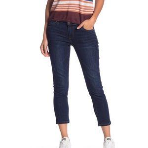 Katy Ankle Straight Leg Jeans